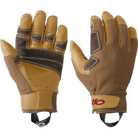 Outdoor Research Direct Route Gloves Unisex natural/eart